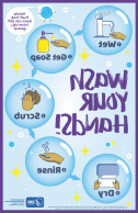 Printable Poster - Wash Your Hands!